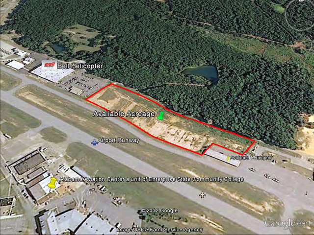 Airport Site - Ozark